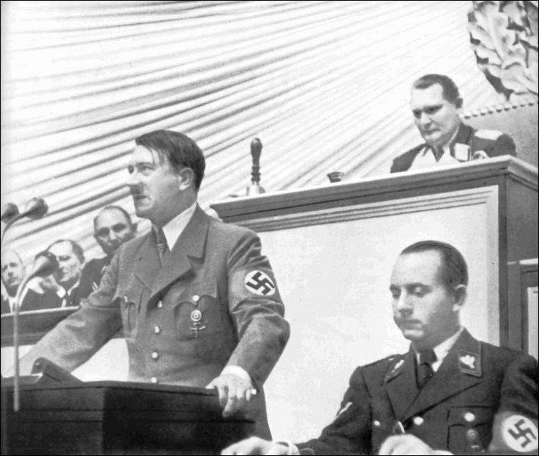 a speech and report on adolf hitler About adolf hitler, nazi gun laws, gun confiscation, and the 5 charlton heston, speech, reported in no freedom without right to own guns.